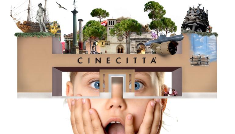 Cinecittà apre le porte ai bambini con Cinebimbicittà!