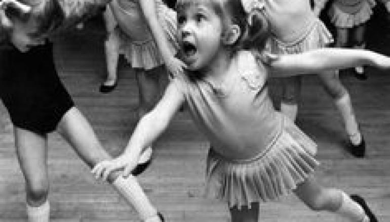 Corso di danza e movimento espressivo per bambini al Prenestino-Centocelle