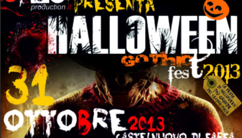 Festa di Halloween fuori Roma nel borgo di Castelnuovo di Farfa