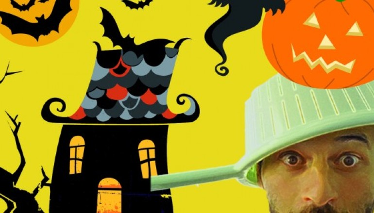 Halloween al Teatro Le Maschere di Roma con My Monster Friend