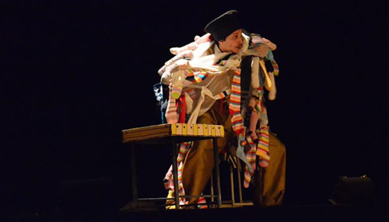 La bottega del sarto Spettacolo per bambini al Teatro del Lido di Ostia
