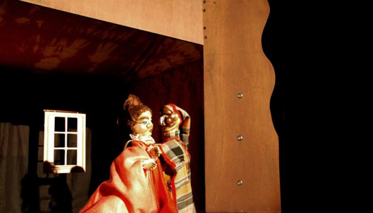 """Al Teatro Studio Uno spettacolo di burattini """"Tiringuito, Luisa e a Morte"""""""