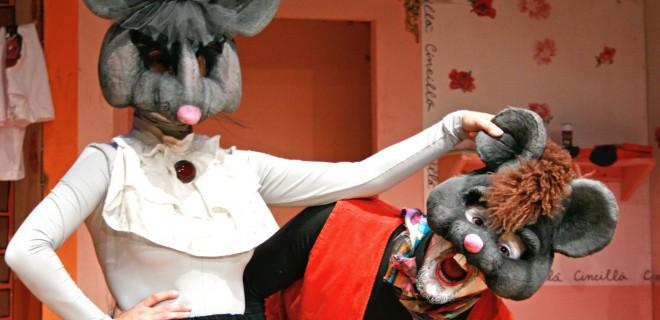 spettacolo teatro le maschere