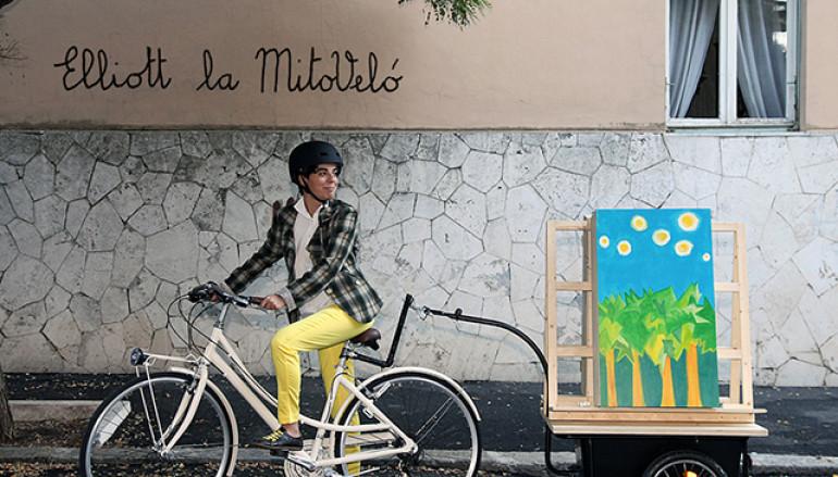 Elliott la MitoVeló racconta le sue storie ai bambini al Teatro Argentina