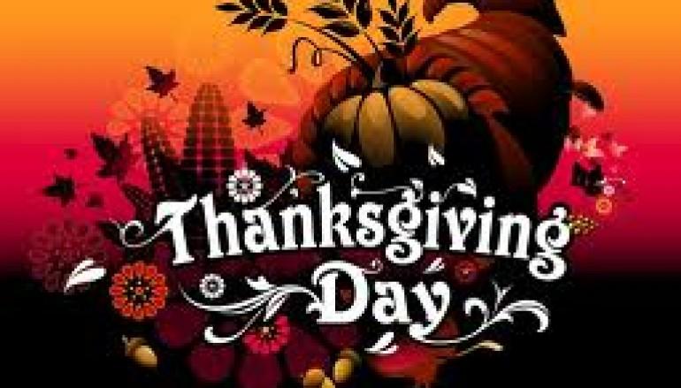 Thanksgiving Day alla libreria Tra le Righe