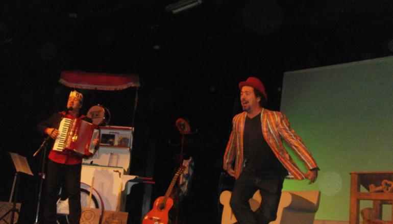 La Musicastrocca al Teatro Verde di Roma Spettacolo per bambini