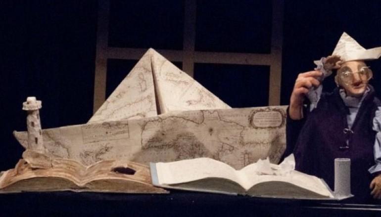 Al Teatro Tor Bella Monaca spettacolo di Burattini EHI!