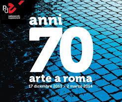 Anni '70. Arte a Roma
