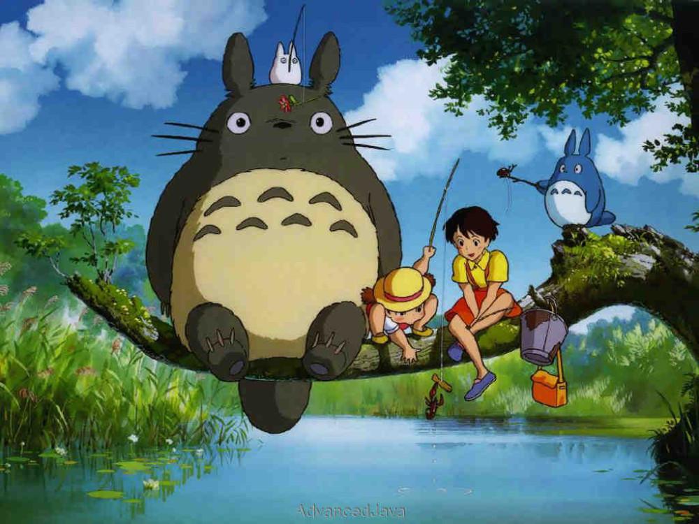 Hayao-Miyazaki-totoro