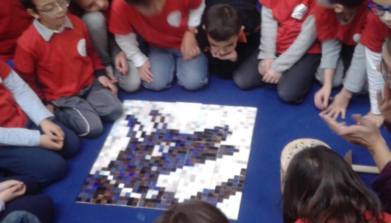 Corso di Mosaico per Bambini