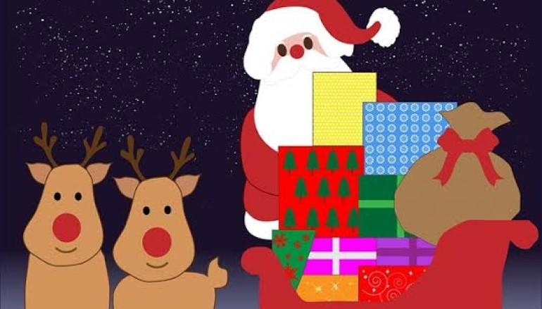 Buon viaggio Babbo Natale al Centrale Preneste Teatro