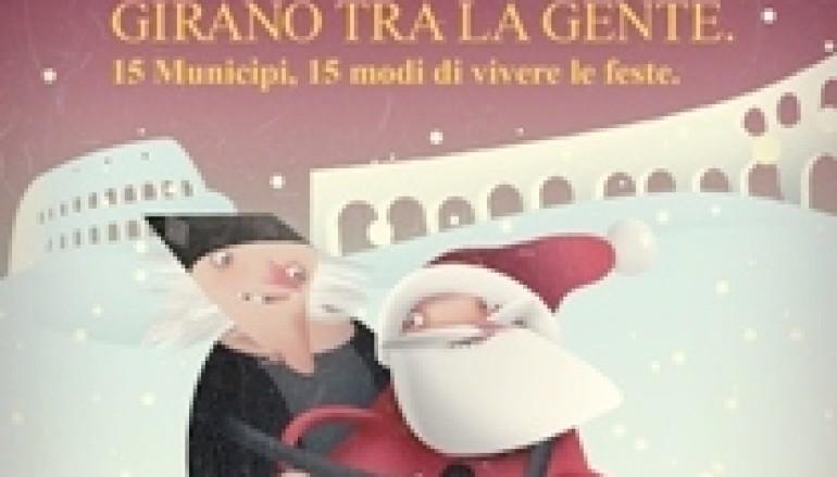Tutte le feste di quartiere a Roma per Natale