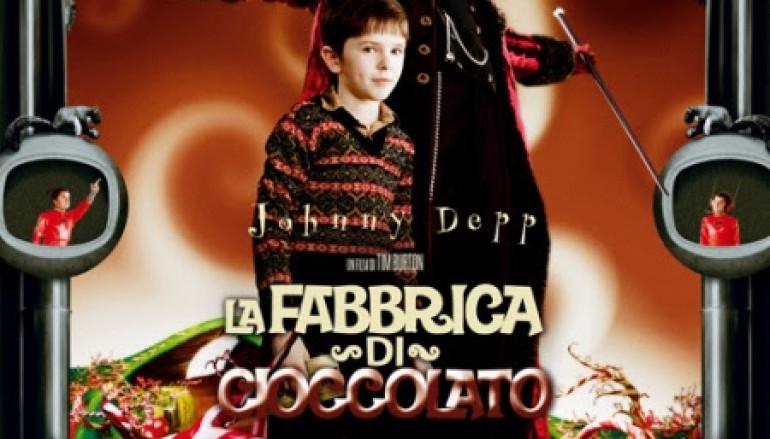 La Fabbrica di Cioccolato al Cinema Palazzo dei bambini a san Lorenzo