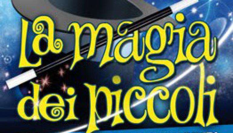 Spettacolo di Magia per bambini al Teatro Alba quartiere tuscolano