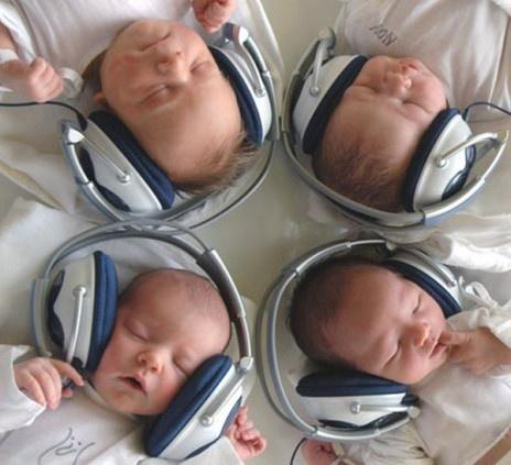 musica per bambini da 0 a 2 anni all'Auditorium