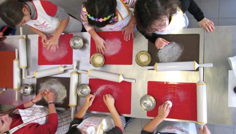 di cucina per bambini pizza lab a explora - Laboratorio Di Cucina