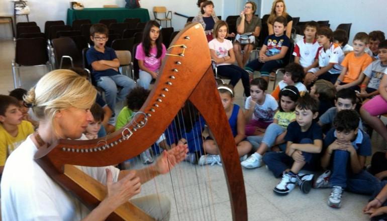 Concerti per bambini alla Scuola Popolare di Musica di Testaccio