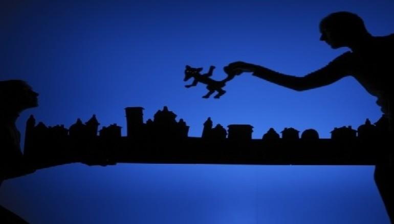 Volpino e la Luna spettacolo  per bambini al Teatro Le Maschere