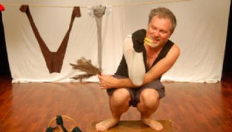 L'Elefantino spettacolo per bambini da 2 a 6 anni al Teatro Ostia Lido