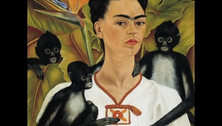 Mostre da vedere con i bambini: Frida Kahlo a Roma