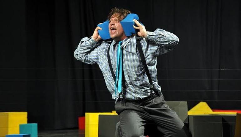 Il cubo magico spettacolo per bambini al Centrale Preneste