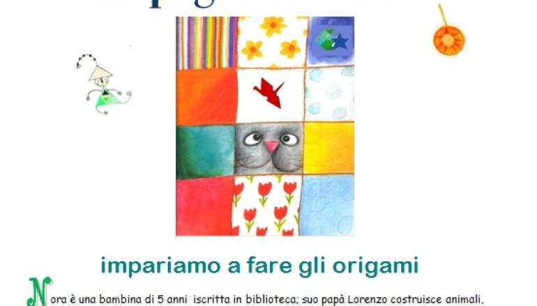 Gli Origami alla Biblioteca Centrale Ragazzi Municipio I
