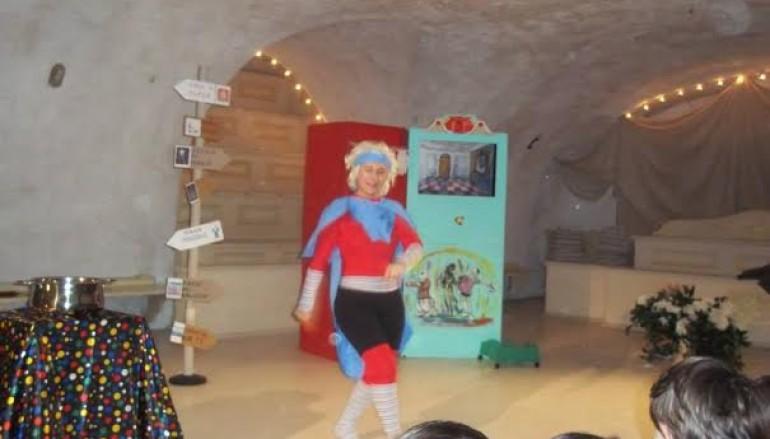 Spettacolo interattivo per bambini Piccoli Super Eroi a Testaccio