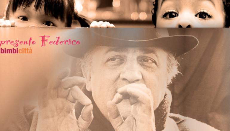 Cinebimbicittà Speciale Federico Fellini. Ti presento Federico