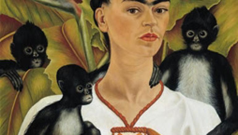 Salotto creativo con Frida Kahlo per bambini