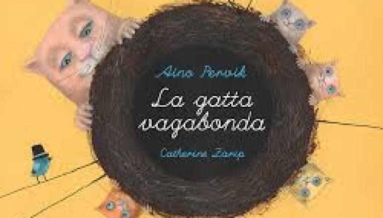"""Le letture animate di Explora: """"La gatta vagabonda"""" di Sinnos editrice"""