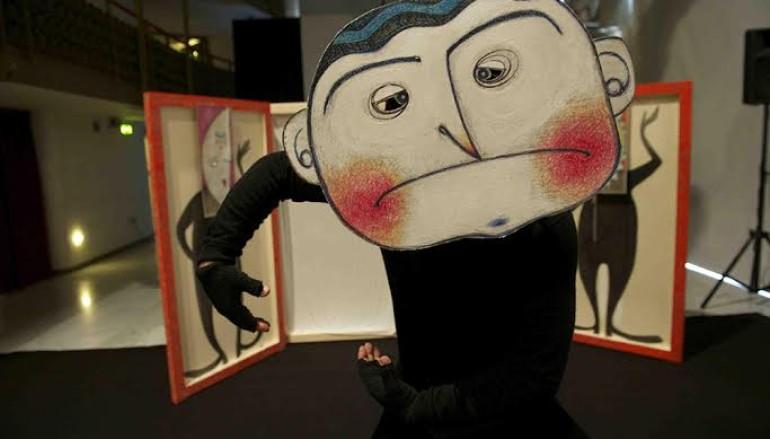 Spettacolo per bambini L'uomo senza testa al Centrale Preneste Teatro
