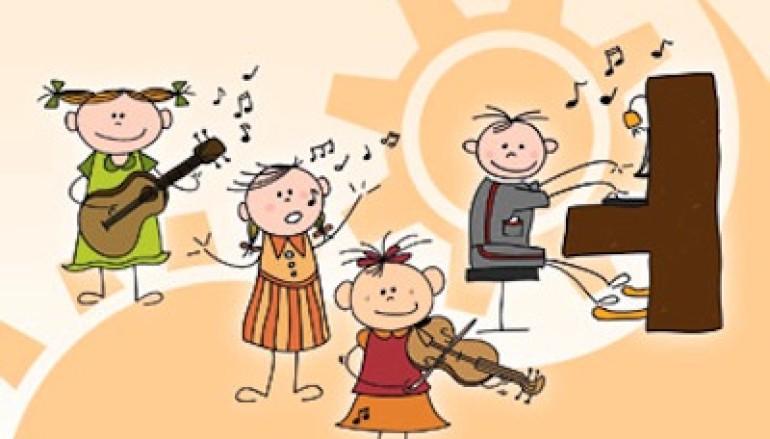 Musica per le nostre orecchie concerto AIGAM per bambini