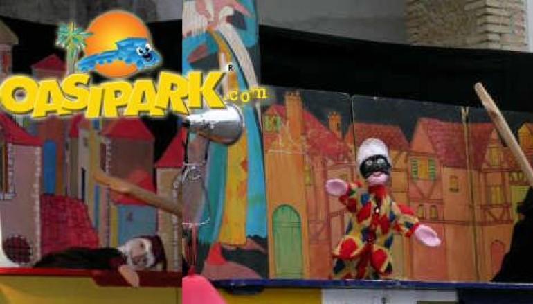 Domenica spettacolo di Burattini da Oasi Park