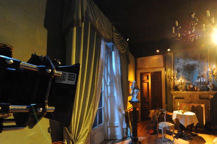 scenografia a cinecittà
