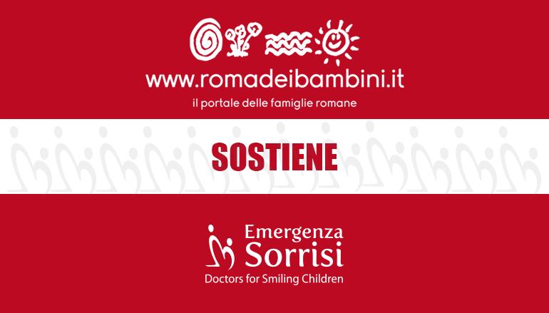 Diventa Socio di Roma Dei Bambini