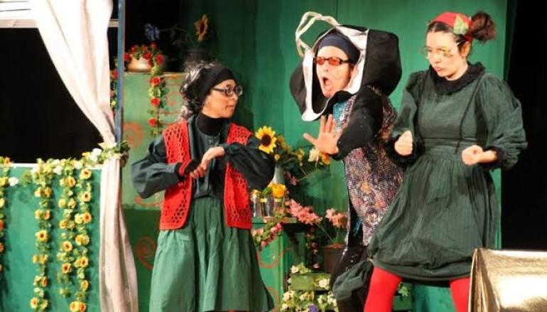 Betulla, la strega ecologista spettacolo per bambini dai 5 agli 11 anni