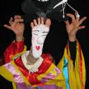 Il teatro dei piedi di Laura Kibel di e con Laura Kibel