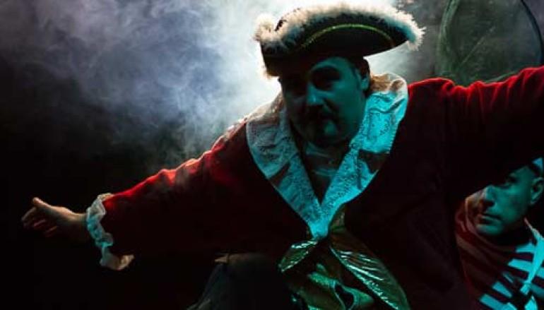 Peter Pan al Teatro San Carlino a Villa Borghese