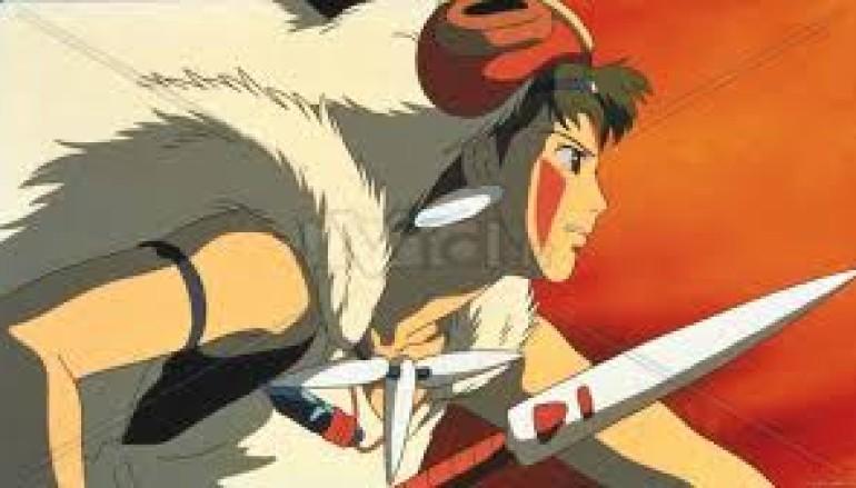 Principessa Mononoke di Miyazaki al cinema dall'8 al 15 maggio