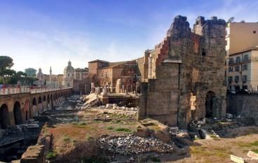 Visita guidata dai 6 anni al Foro Romano e  Palatino