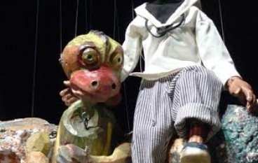 Al Teatro Mongiovino I Colori dell'Amicizia spettacolo per bambini da 2 a 5 anni
