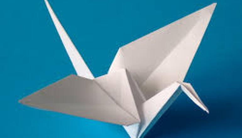 Laboratorio di origami per bambini alla Libreria Piccola Agorà a Boccea
