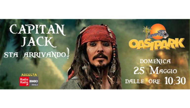 Jack il Pirata da Oasi Park evento gratuito