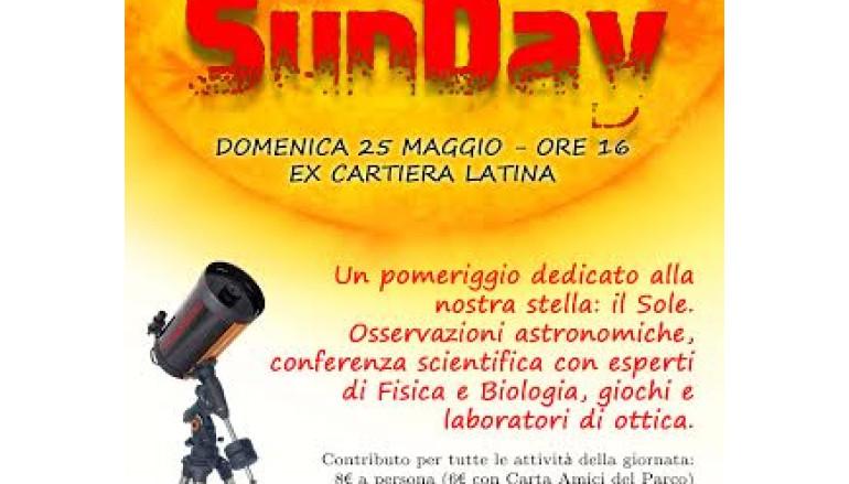 SunDay osservare il sole al Parco dell'Appia Antica