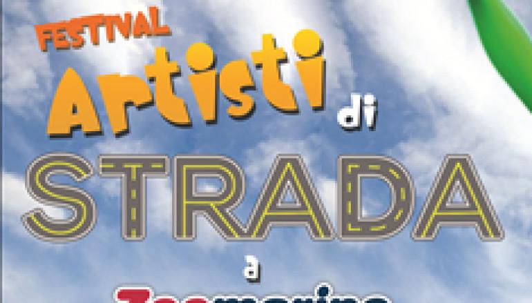 Festival degli artisti di strada da Zoomarine