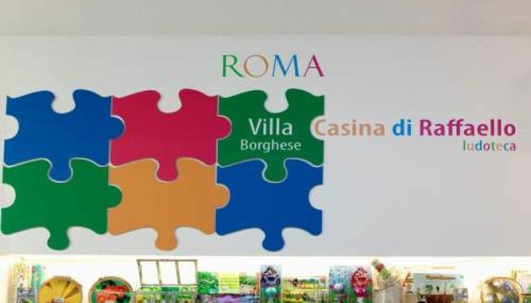 Estate romana per bambini alla Casina di Raffaello