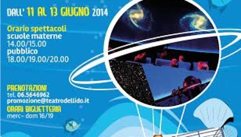 Il Planetario vola a Ostia al Teatro del Lido
