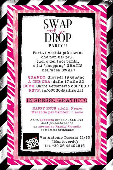 swap till you drop party