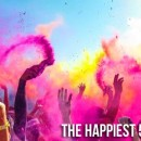 Al Lido di Ostia per correre The Color Run Roma 2014