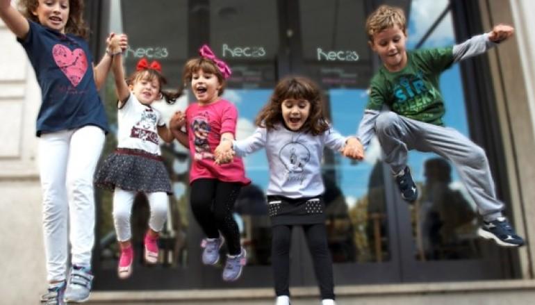 Questa settimana al ristorante Rec 23 per i bambini